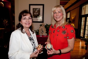 Unvailing of the First Ladies of Florida miniatures with Ann Scott